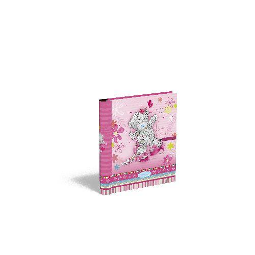 zzAgenda cu elastic MTY Flowers,roz