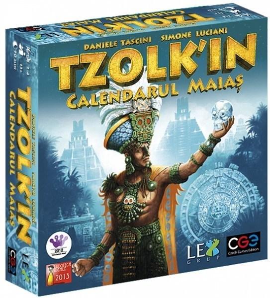 Joc Tzolk in Calendarul Maias