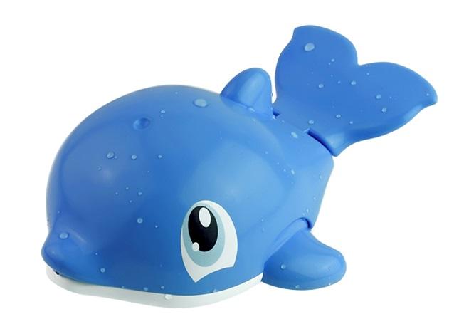 Jucarie acvatica balena