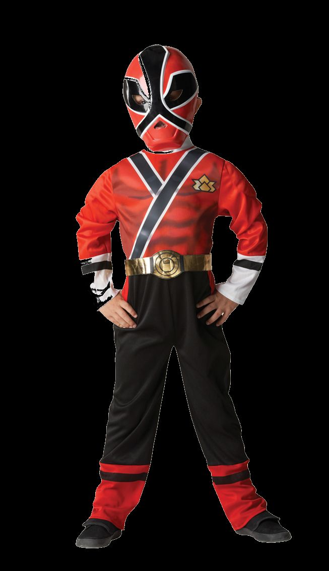 Costum baieti Power Ranger L