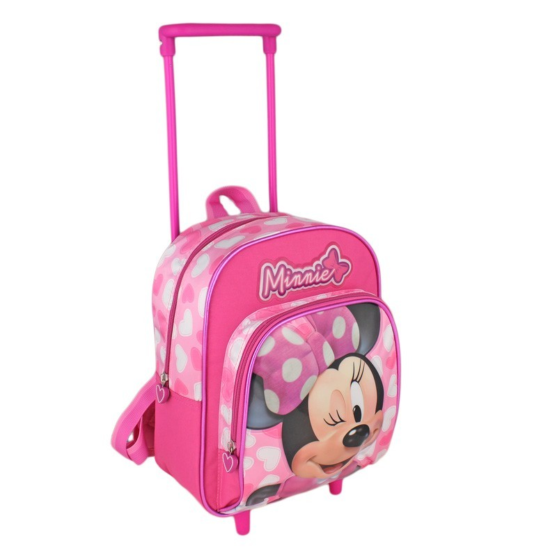 Troller 24x29x11cm,roz,Minnie