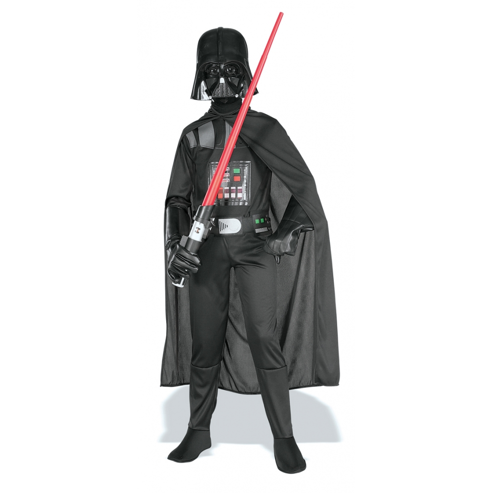 Costum baieti Dart Vader M