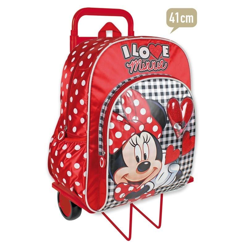 Troller 30x41x13cm,Minnie love