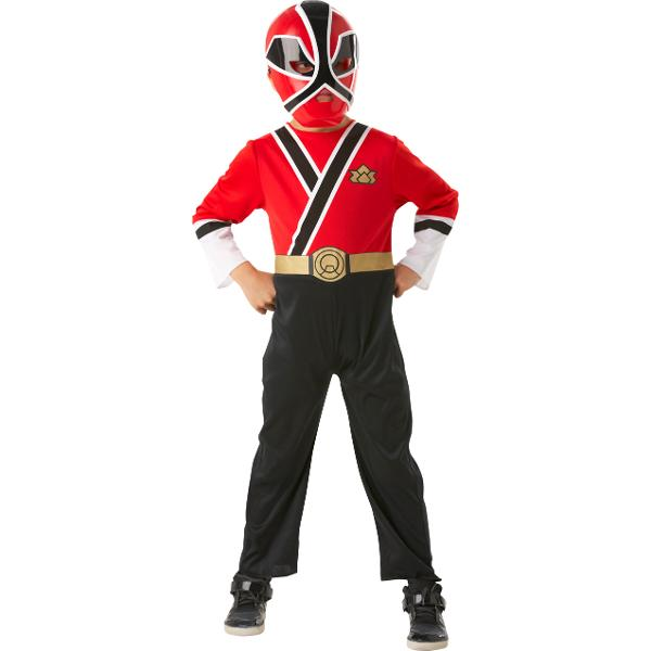 Costum cu masca Power Ranger