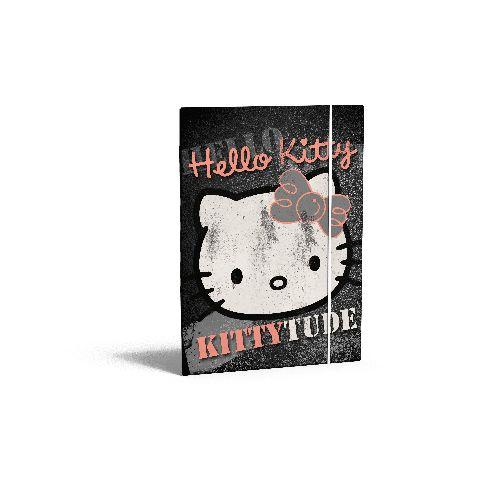 zzMapa cu elastic Hello Kitty Kittytude