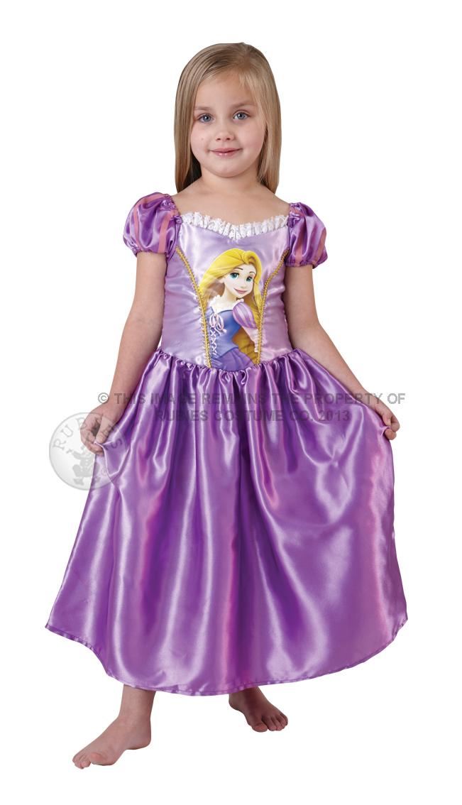 Costum fete Rapunzel S