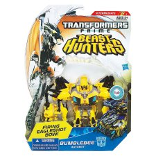 Robot deluxe beast hunter