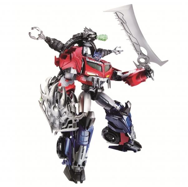 Robot optimus beast hunter