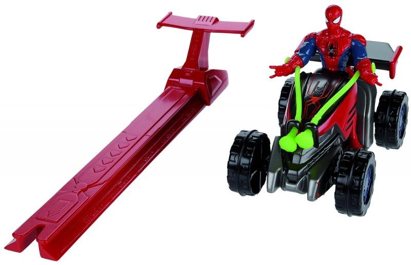 Vehicul power web cu lansator Spiderman