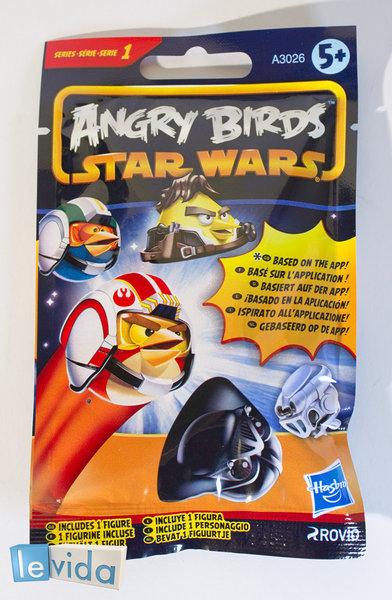 Punguta cu figurina angry birds