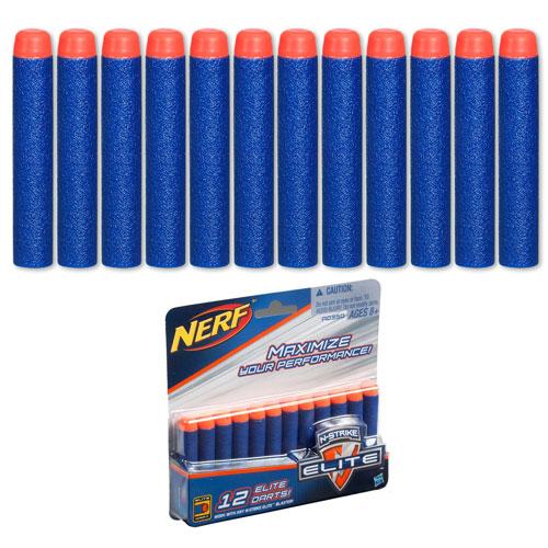Set 12  dart refill nstrike elite