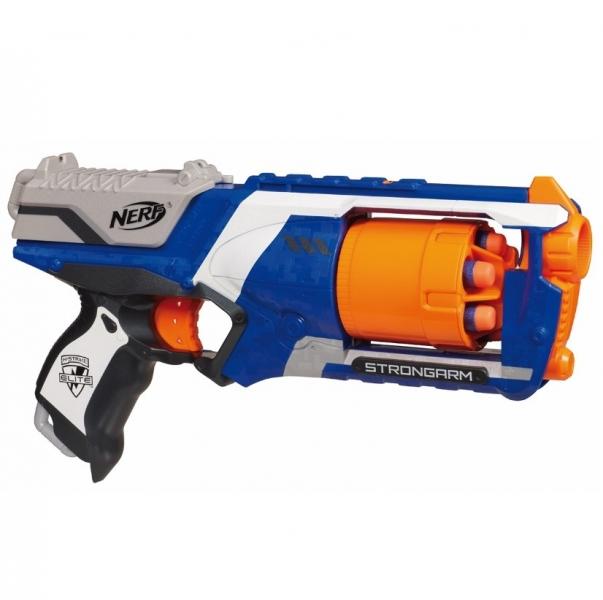 Blaster nstrike elite strongarm