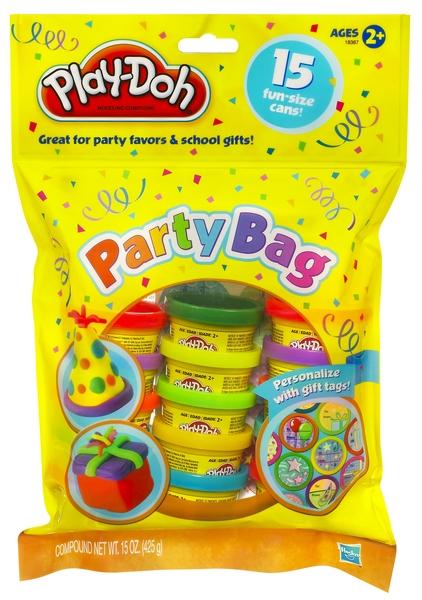 Punguta Play-Doh pentru petrecere