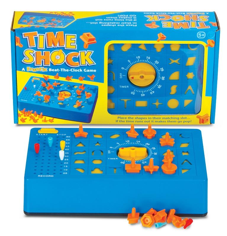 Time Shock - joc indemanare