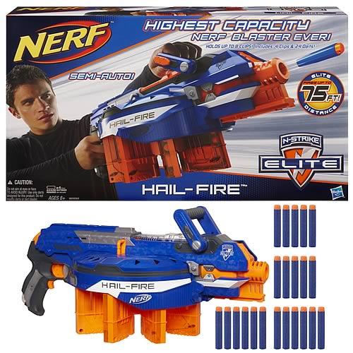 Blaster nstrike elite hail-fire