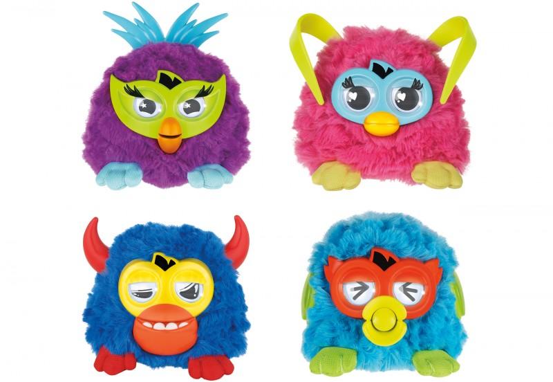 Furby party rockers