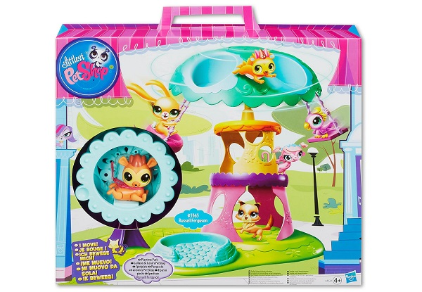 Set joaca magic motion LPS