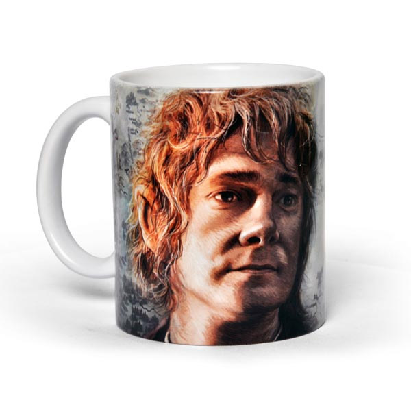 The Hobbit Mug Bilbo