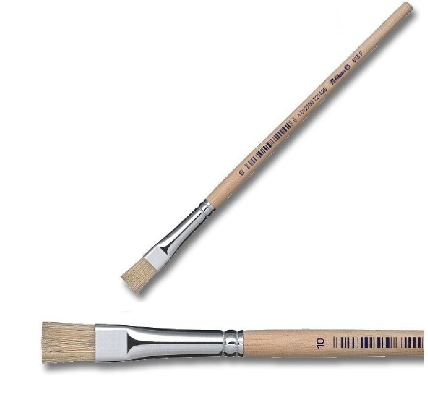 Pensula scolara dreapta,nr6,Pelikan,613F