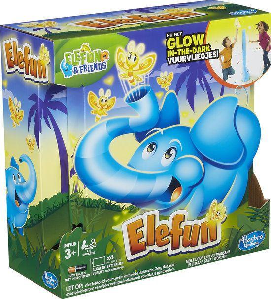 Joc elefun cu licurici