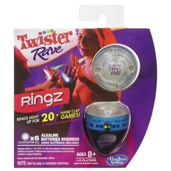 Twister rave ringz