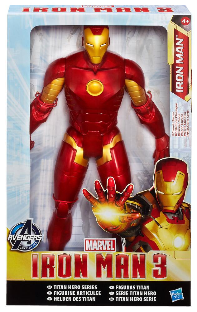 Iron Man 3 Titan Action Figure Iron Man