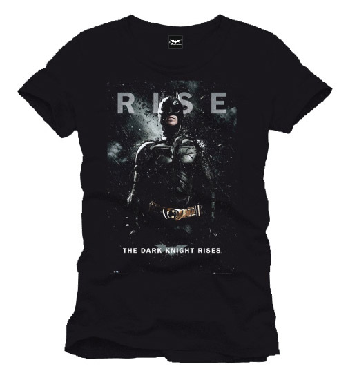 Batman T-Shirt Rise black M