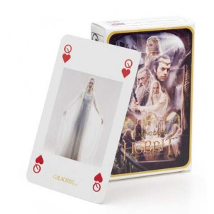 Hobbit Playing Cards An Unexpected Journ