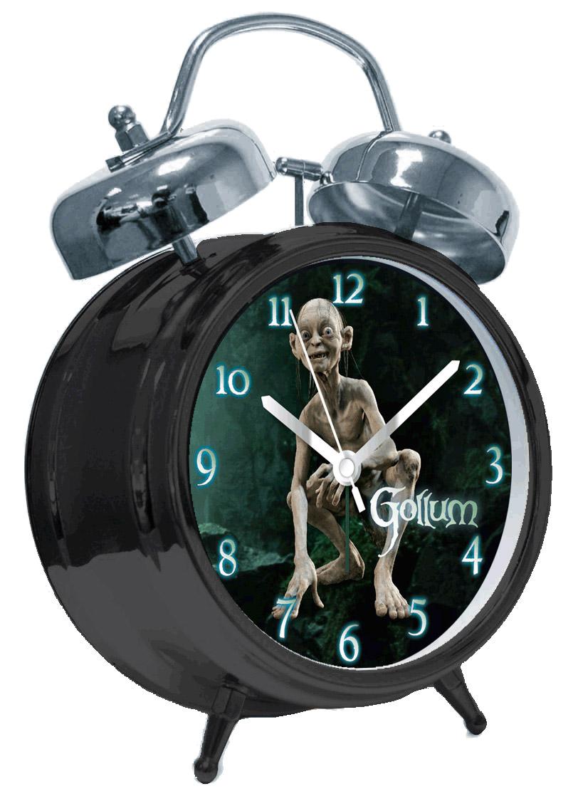 The Hobbit Alarm Clock with Sound Gollum