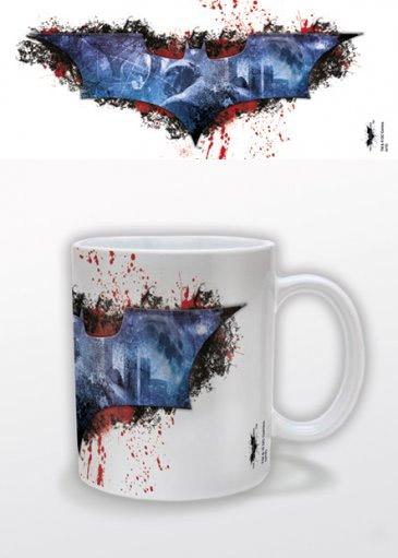 Batman The Dark Knight Rises Mug Splatte