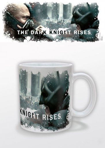 Batman The Dark Knight Rises Mug Mask