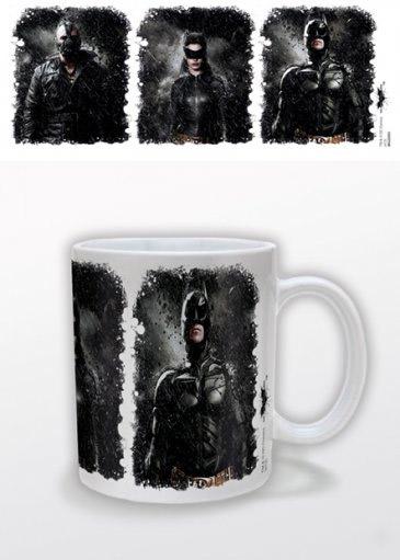 Batman The Dark Knight Rises Mug Triptyc