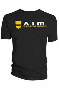 T-Shirt Iron Man Advanced Idea Black L