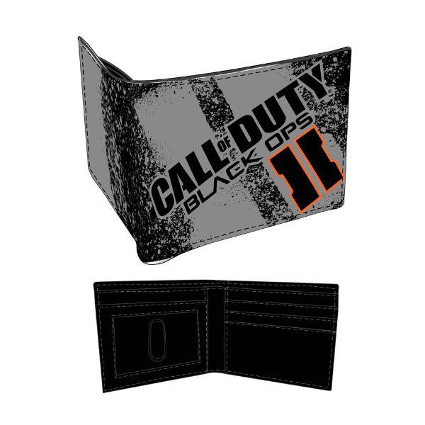 COD Black Ops II Wallet Printed Bi-Fold