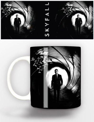 James Bond Mug Skyfall
