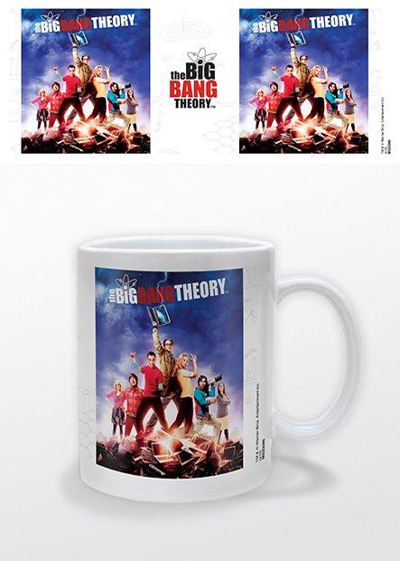 The Big Bang Theory Mug Laptop