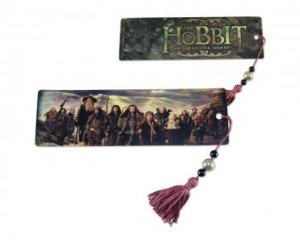 The Hobbit Bookmark Cast Composition 3