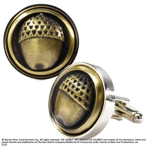 Hobbit Bilbo Button Cufflinks
