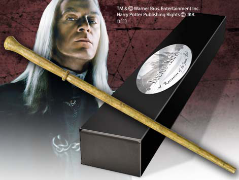 Harry Potter Wand Lucius Malfoy