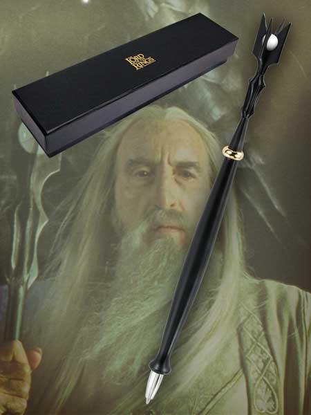 Lord of the Rings Pen Saruman Staff