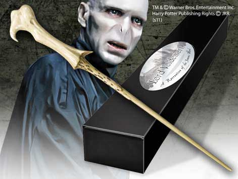 Harry Potter Wand Lord Voldemort
