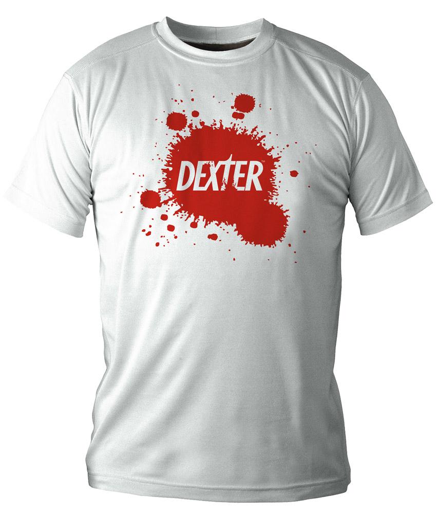 Dexter T-Shirt Logo Size L