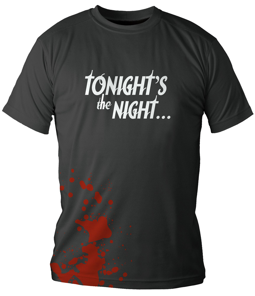 Dexter T-Shirt Tonight´s The Night M