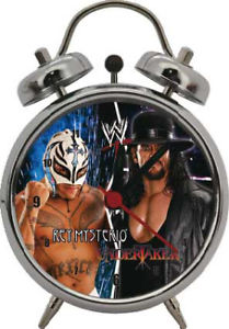 WWE 3D Alarm Clock Undertaker vs. Rey My