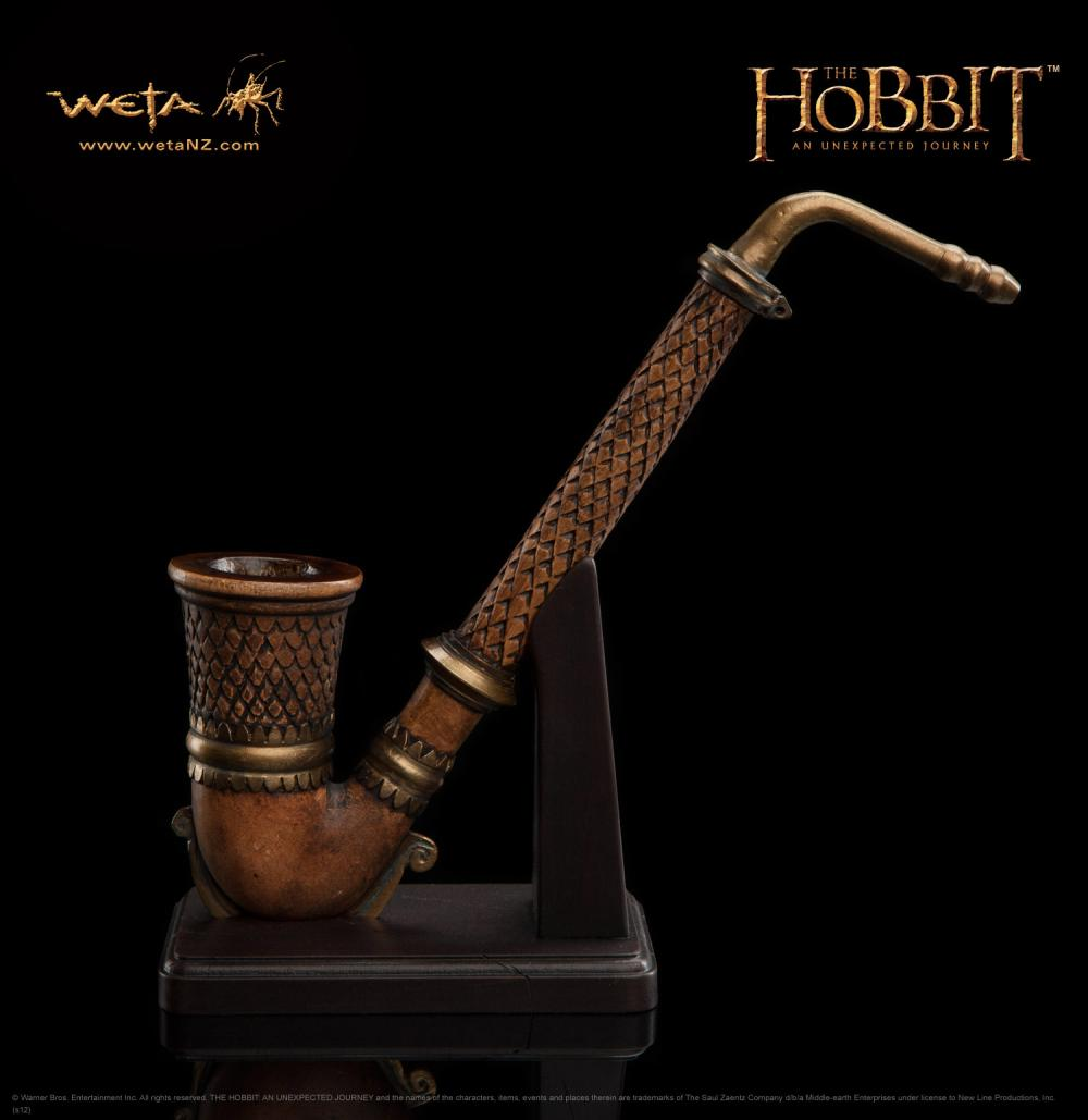 Hobbit 1/1 The Pipe of Fili the Dwarf 19