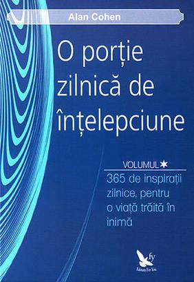 O PORTIE ZILNICA DE INTELEPCIUNE 2 VOLUME