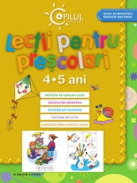 LECTII PENTRU PRESCOLARI 4-5 ANI
