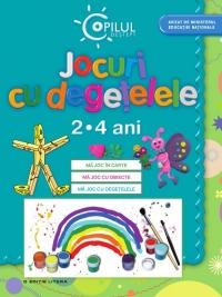 JOCUL CU DEGETELE 2-4 ANI