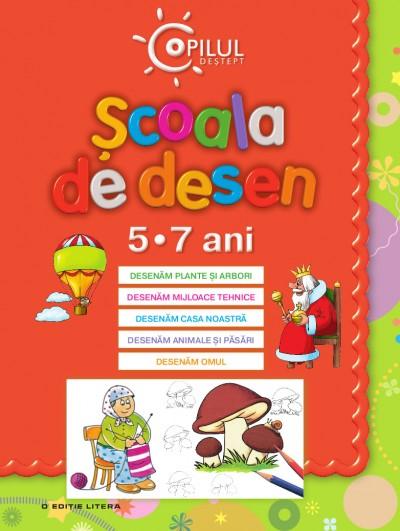 SCOALA DE DESEN 5-7 ANI