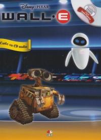 WALL-E CARTE+CD DISNEY